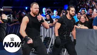 Full reaction to The Shield reunion: WWE Now
