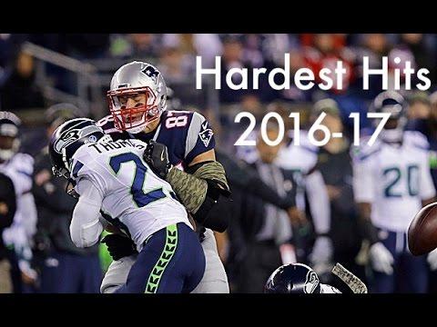NFL Biggest Hits Of 2016 17 Season U Mad Bro