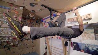 Training For Climbing - Core Strength