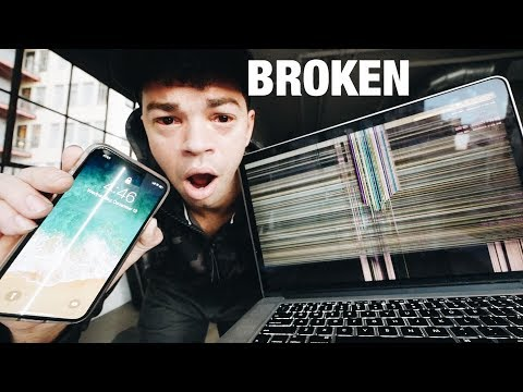 Xxx Mp4 I BROKE MY IPhone X My Macbook 3gp Sex