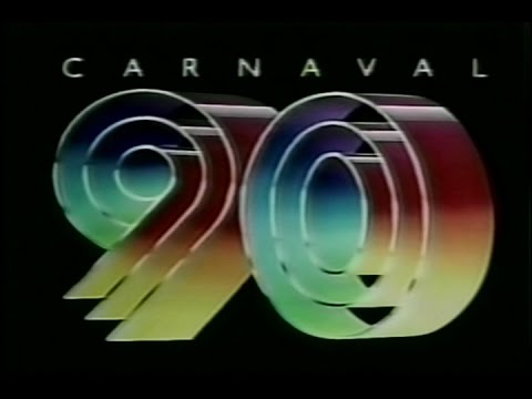 Desfile Completo Mangueira 1990 Globo