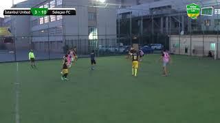 İstanbul United & Seleçao FC – 20.10.2017