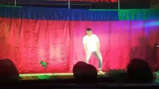 Solo Dance by (Hero) Harsh Singh Tiwari | Gurukul Rewa | Annual Function | 2018 - 2019 | SHIVENDRA