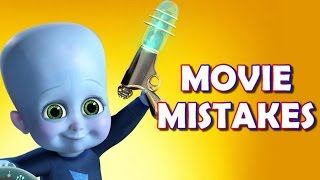 Top 5 MEGAMIND Movie Mistakes, Movie Mistakes, Facts, Scenes, Bloopers, Spoilers and Fails