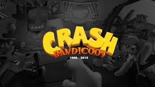 تاريخ جميع أجزاء سلسلة Crash Bandicoot