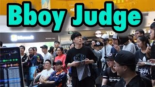 WORKING AS A BBOY JUDGE! (Korean Bf + American Gf) | ESPAÑOL CC