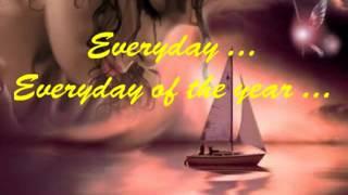Calendar Girl - Neil Sedaka ( with lyrics )