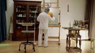 Getting Closer, a documentary about painter Tjalf Sparnaay by Hester Hagemeijer - The Best Documenta