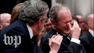 10 times George H.W. Bush