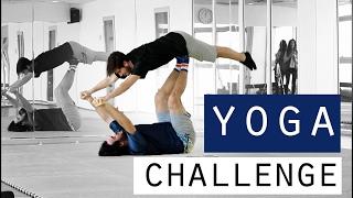 Yoga Challenge | 2Pals1Blog