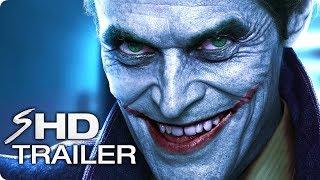 THE JOKER (2019) Teaser Trailer #1 – Willem Dafoe, Martin Scorsese Joker Origin Movie [HD] Concept