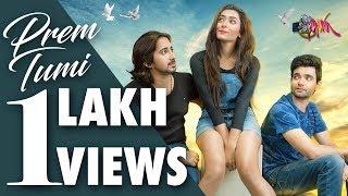 Prem Tumi - Abhradipta | Debasish | Oishik | Diya | Sayak - 2017 - 4K New Bengali Song