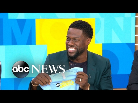 Kevin Hart talks becoming a dad for third time reveals life lessons from book