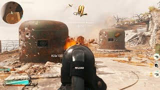 MORE Call of Duty WW2 MULTIPLAYER GAMEPLAY!