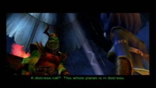 Starfox Adventures Pt.1 ( cutscenes )