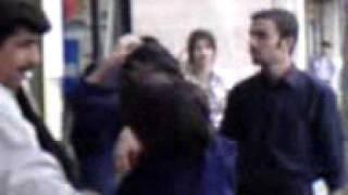 دعوا  دختران  در تهران