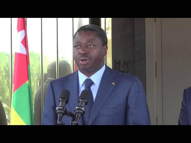 Ouattara et Faure renforcent l'axe Abidjan-Lomé-APA