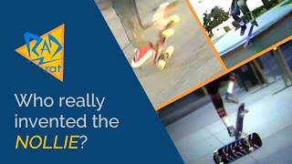 Who Really Invented the NOLLIE?