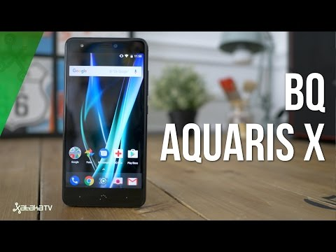 Xxx Mp4 BQ Aquaris X Análisis Review En Español 3gp Sex