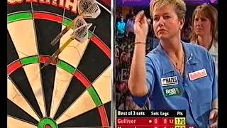 Gulliver vs Hoenselaar Darts Ladies World Championship 2005 Final