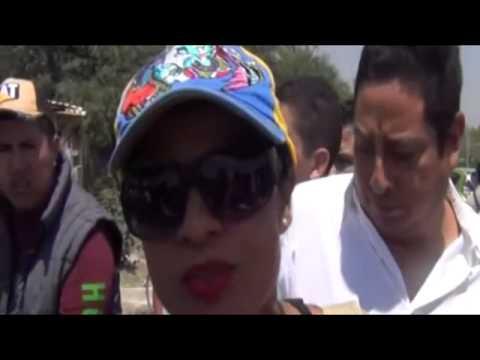 SE MANIFIESTAN EX TRABAJADORES DEL CORRAL DE LA CHIVA
