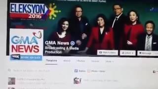 GMA Network, anti Duterte! | SPREAD THE LEAK !