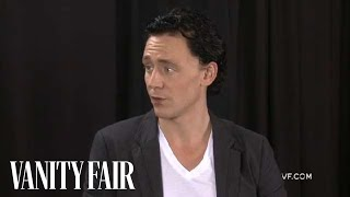 "Tom Hiddleston Talks to Vanity Fair's Krista Smith About the Movie ""The Deep Blue Sea"""