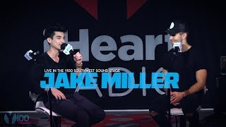 Jake Miller Answers Questions From Fans at Y100 Miami!