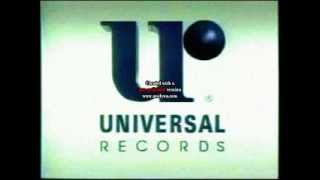 Universal Records Philippines Logo with VCD Noise Effect