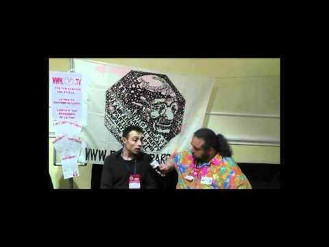 39mo congresso PRNTT - Intervista a Yuri Guaiana - parte 1 di 2