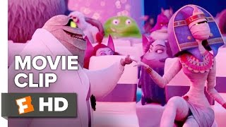 Hotel Transylvania 2 Movie CLIP - She's Invisible (2015) - Adam Sandler, Andy Samberg Movie HD