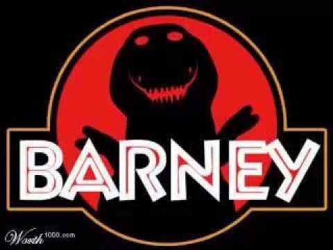 Barney theme song Tema de Barney Karaoke