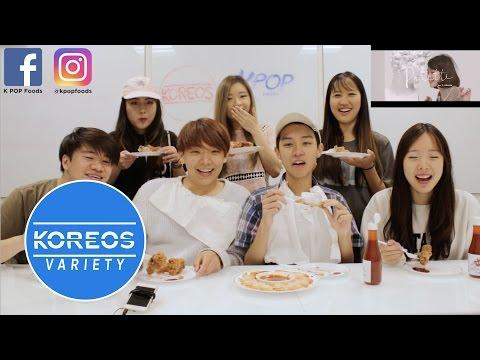 [Koreos Variety] EP 26 - IU 아이유 Palette 팔레트 Feat. G-DRAGON Reaction