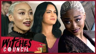 Chilling Adventures of Sabrina: Tati Gabrielle Talks Season 2 Prudence & Riverdale | Witches Council