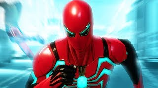 SPIDERMAN VELOCITY SUIT - Spider man PS4 Gameplay Part 3 | Pungence