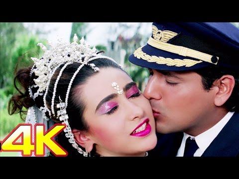 Xxx Mp4 Yaad Sataye Teri Neend Churaye Raja Babu Romantic Song In 4K Ultra HD Govinda Karisma Kapoor 3gp Sex