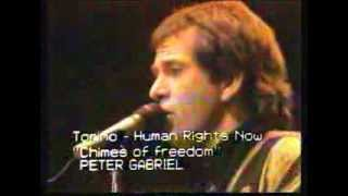 Human Rights Now! - Torino, September 8th, 1988