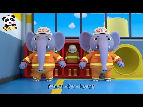Xxx Mp4 Los Bomberos Elefantes Canciones Infantiles Canciones De Bomberos BabyBus Español 3gp Sex