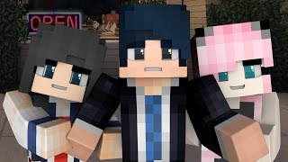 Yandere High Side Stories - KYRAN'S FIRST DATE! (Minecraft Roleplay)