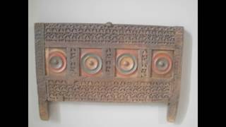 زخارف الخشب بمتحف الفن الاسلامي بالقاهره  Museum of Islamic Art in Cairo
