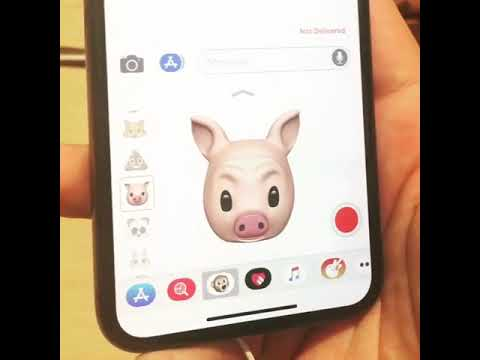 Xxx Mp4 How To Use The New Iphone X Anime EmojiLike A Pro Perfectly 3gp Sex