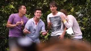 Bloopers from Big Time Rush