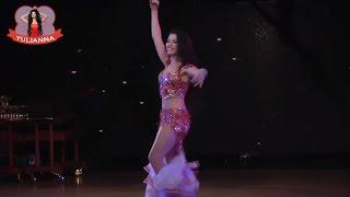 Belly Dance Arabic HD 1080p 2017 (Yulianna Voronina)