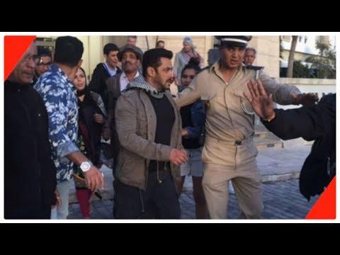 Xxx Mp4 Check Out Salman Khan S SCARFED LOOK For Tiger Zinda Hai Morocco Ali Abbas Zafar 3gp Sex