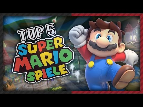 Meine liebsten Mario Spiele Top 5 Mario Spiele Gaming Physics