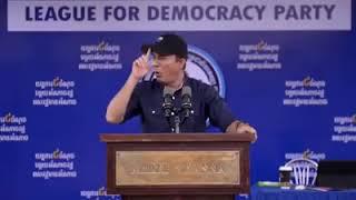 ខឹម វាសនា និយាយពីភាពល្ងង់របស់ខ្មែរ LDP Voice Khem-Veasna