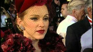 Evita világpremier / World premiere of Evita