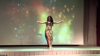 "Julia Farid - ""Bahiya"", World Bellydance Convention, Korea, 2015"