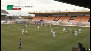 Oxford vs Cambridge, 131st Varsity Football Match 2015