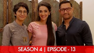 The Tara Sharma Show - Aamir Khan & Kiran Rao | Positive Impact | Season Finale | Ep. 13